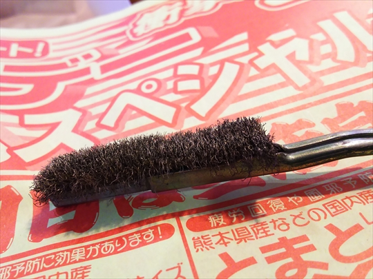 ビス磨き プロクソンミニルーター (6).JPG