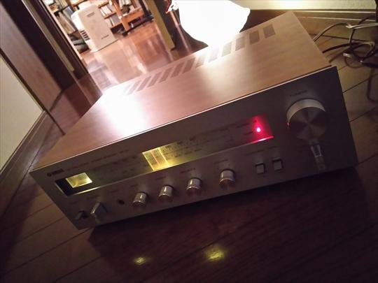 ヤマハ 古いレシーバー CR-311 LED仕様 (2).JPG