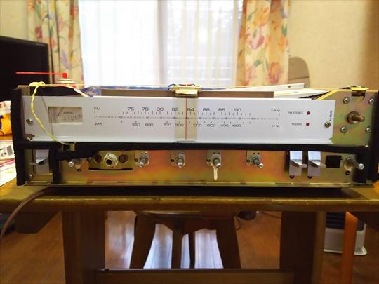 ヤマハ 古いレシーバー CR-311 LED仕様 (24).JPG