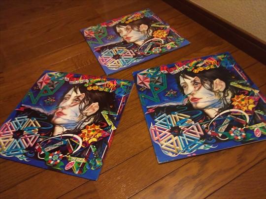 レコード内周再生 JUST ONE VICTORY (1).JPG