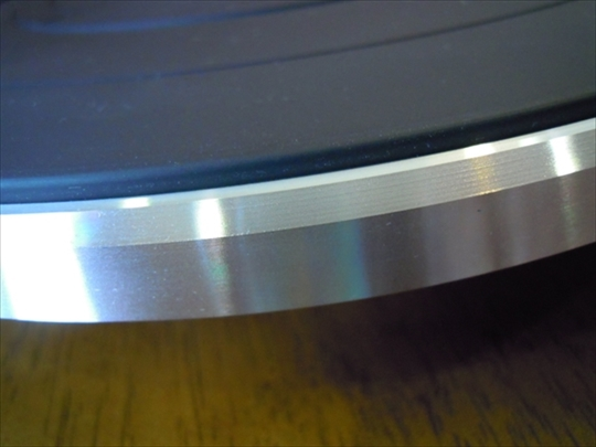 Technics SL-10 自分用3台目 プラッター磨き (1)_R.JPG