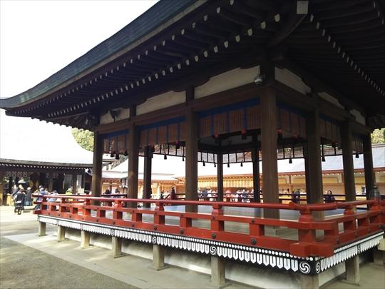 氷川神社@大宮 日本一長い参道 (15).JPG