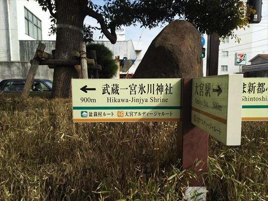 氷川神社@大宮 日本一長い参道 (9).JPG